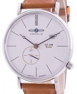 Zeppelin LZ120 로마 7138-4 71384 쿼츠 남성용 시계