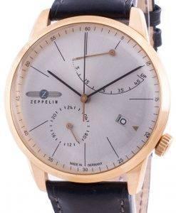 Zeppelin Flatline 7368-4 73684 오토매틱 남성용 시계