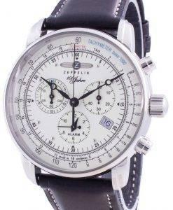 Zeppelin 100 Jahre 8680-3 86803 쿼츠 남성용 시계