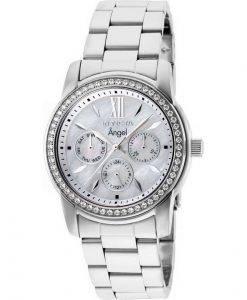 Invicta Angel 28686 쿼츠 다이아몬드 악센트 200M 여성용 시계