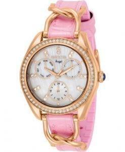 Invicta Angel 31190 Quartz Diamond Accents 100M Women's Watch