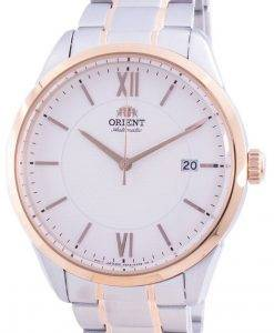 Orient Classic White Dial Automatic RA-AC0012S10D 100M Men's Watch