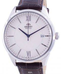 Orient Classic White Dial Automatic RA-AC0017S10D 100M Men's Watch