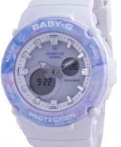 카시오 Baby-G World Time 쿼츠 BGA-270M-7A BGA270M-7A 100M 여성용 시계