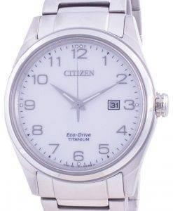 씨티즌 에코 드라이브 슈퍼 티타늄 BM7360-82A 100M 남성용 시계