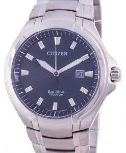 씨티즌 에코 드라이브 슈퍼 티타늄 BM7430-89L 100M 남성용 시계