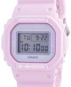 Casio G-Shock 다기능 알람 쿼츠 DW-5600SC-4 DW5600SC-4200M 남성용 시계