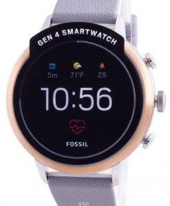 Fossil Venture HR Gen 4 FTW6016 Grey Womens Smartwatch