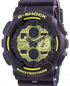 Casio G-Shock World Time 쿼츠 GA-140DC-1A GA140DC-1A 200M 남성용 시계