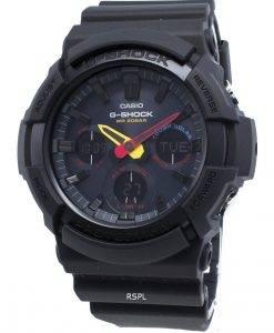 Casio G-Shock GAS-100BMC-1A GAS100BMC-1A Power Reserve Solar Men's Watch