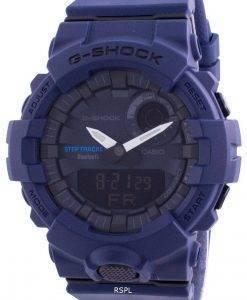 Casio G-Shock G-Squad Bluetooth Quartz GBA-800-2A GBA800-2 200M Men's Watch