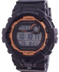 Casio G-Shock G-Squad Bluetooth Quartz GBD-800SF-1 GBD800SF-1 200M Men's Watch