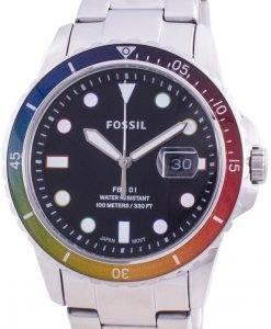 Fossil FB-01 Pride Limited Edition Quartz LE1108 100M Men's Watch