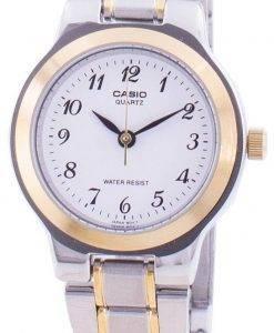 카시오 석 영 아날로그 LTP-1131 G-7BRDF LTP-1131 G-7BR 여자의 시계