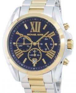 마이클 코어스 브래드 크로 노 그래프 톤 MK5976 여자의 시계