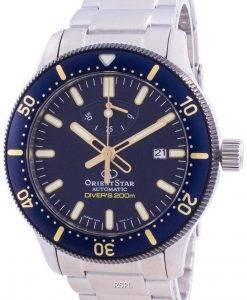 Orient Star Limited Edition Automatic Divers RE-AU0304L00B 200M Mens Watch