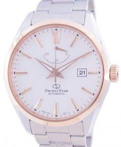 Orient Star Basic Date Japan Made White Dial Automatic RE-AU0401S00B Men's Watch