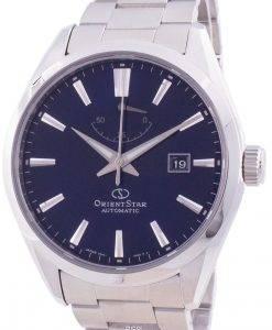 Orient Star Basic Date Japan Made Blue Dial Automatic RE-AU0403L00B Men's Watch