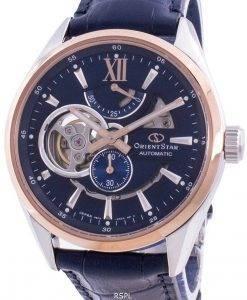 Orient Star Limited Edition Automatic Semi Skeleton RE-AV0111L00B 100M Mens Watch