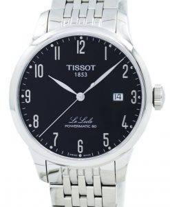 Tissot Le Locle Automatic Powermatic 80 T006.407.11.052.00 T0064071105200 Men's Watch