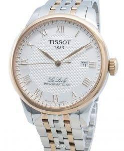Tissot T-Classic T006.407.22.033.00 T0064072203300 Power Reserve Automatic Men's Watch