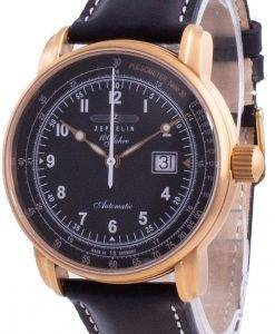 Zeppelin 100 Jahre Pulsometer Automatic 7654-2 76542 Men's Watch