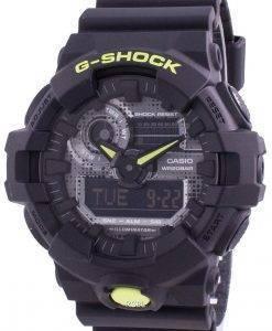 Casio G-Shock World Time GA-700DC-1A GA700DC-1A 200M Men's Watch