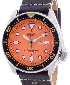 Seiko Automatic Diver's SKX011J1-var-LS20 200M Japan Made Men's Watch