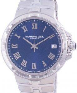 Raymond Weil Parsifal Geneve 쿼츠 5580-ST-00508 남성용 시계