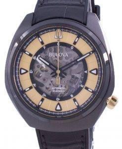 Bulova 그래미 스페셜 에디션 오토매틱 98A241 남성용 시계