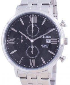 Citizen 쿼츠 크로노 그래프 AN3610-71E 남성용 시계