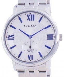 Citizen 쿼츠은 다이얼 BE9170-72A 남성용 시계