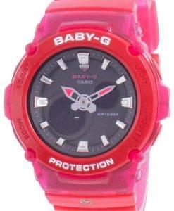 Casio Baby-G 아날로그 디지털 BGA-270S-4A BGA270S-4A 100M 여성용 시계