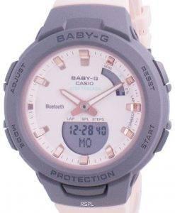 Casio Baby-G G-Squad 아날로그 디지털 BSA-B100MC-4A BSAB100MC-4100M 여성용 시계