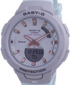 카시오 Baby-G G-Squad BSA-B100MC-8A BSAB100MC-8100M 여성용 시계
