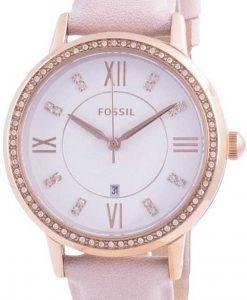 화석 Gwen 다이아몬드 악센트 쿼츠 ES4877 여성용 시계