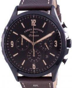 Fossil Forrester 크로노 그래프 쿼츠 FS5608 남성용 시계