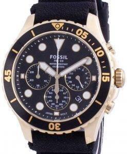 Fossil FB-03 크로노 그래프 쿼츠 FS5729100M 남성용 시계