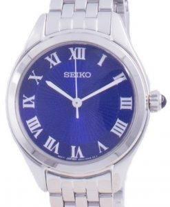 Seiko Discover More 쿼츠 SUR329 SUR329P1 SUR329P 여성용 시계