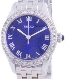 Seiko Discover More 다이아몬드 악센트 쿼츠 SUR335 SUR335P1 SUR335P 여성용 시계