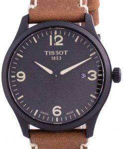 Tissot Gent XL 쿼츠 T116.410.36.057.00 T1164103605700 100M 남성용 시계