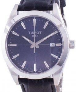 Tissot Gentleman 쿼츠 T127.410.16.041.01 T1274101604101 100M 남성용 시계