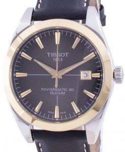 Tissot Gentleman Powermatic 80 Silicium 오토매틱 T927.407.46.061.01 T9274074606101 남성용 시계