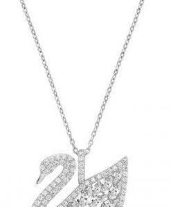 Swarovski 5169080 Swan Lake Crystal vedhæng til halskæde til kvinder