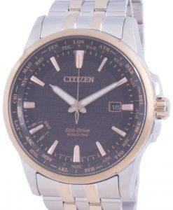 Citizen World Time Perpetual Calendar Eco-Drive BX1006-85E Herreur