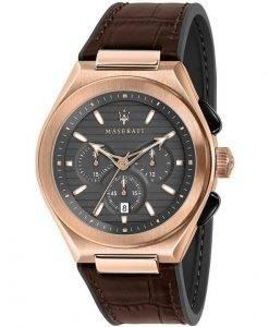 Maserati Triconic Chronograph Quartz R8871639003 100M Herreur
