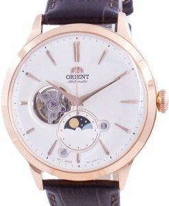 Orient Sun &amp, Moon Phase Open Heart Dial Automatic RA-AS0102S10B Herreur