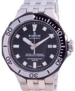 Edox Delfin The Automatic Diver's 80110357NMNIN 80110 357NM NIN 300M Men's Watch