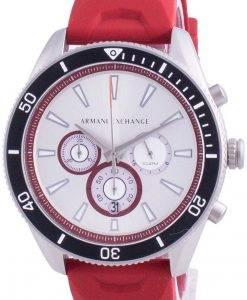 Armani Exchange 크로노 그래프 쿼츠 AX1837100M 남성용 시계