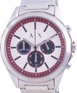 Armani Exchange 크로노 그래프 쿼츠 AX2646100M 남성용 시계